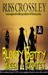 Bloody Betty Queen of the Pirates