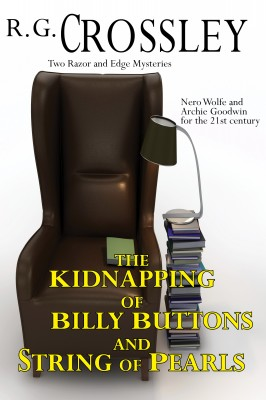 The Kidnapping of Billy Buttons and String of Pearls