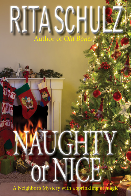 Naughty Or Nice – by Rita Schulz
