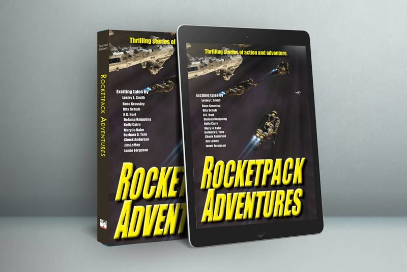 Rocketpack Adventures – Anthology